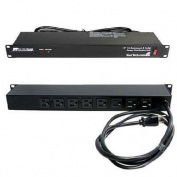 New - 8 Outlet 15A Rackmount Power by Startech.com - RKPW081915