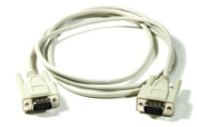 Micro Connectors, Inc. 6 feet HD15 Male to HD15 Male VGA 1024 x 768 Replacement Cable