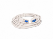 Your Cable Store 3m DB9 9 Pin Serial Port Null Modem Cable Male / Female RS232