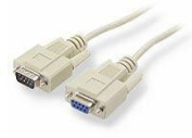 BattleBorn GC-MEC-15MF - 15ft DB9 Male/Female Serial Cable