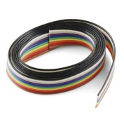 Ribbon Cable - 10 wire (0.9m)