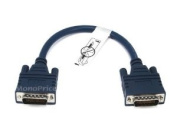 DCE/DTE DB60 Crossover Cable - 0.3m [Electronics]
