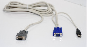 ConnectPRO SPA-10U 3m USB Easy Connect KVM Cable for Use with SL2-116A Only