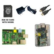 CanaKit Raspberry Pi (512 MB) Complete Starter Kit