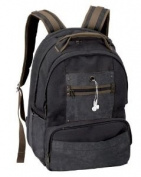 Impact 43cm Computer Backpack (Eco-friendly) -Black