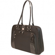 Mobile Edge ScanFast Checkpoint Friendly Onyx Briefcase- 41cm PC/43cm Mac