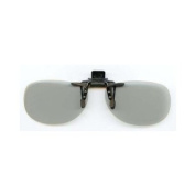 3D Glasses - Circular Polarised Clip on 3D Glasses for RealD and Disney Digital Theatres and Acer 3D Laptop