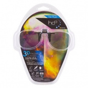 hd3 Technology 3D Passive Glasses, Clip On