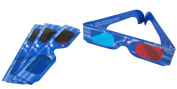 Polar Express 3-D Glasses Great for the Classroom PKG
