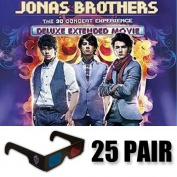 The Jonas for for for for for for for Brother s 3D Glasses Party Pack