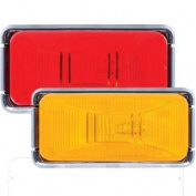 Optronics Marker/Clearance Light with Chrome Base