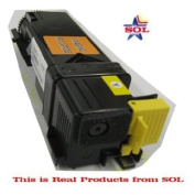 High Yield (2,000 Pages) Compatible Dell 1320c Yellow Toner Cartridge