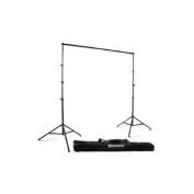 Lumenex Studio Heavy Duty 3m x 2.6m Background Stand Backdrop Support System Kit