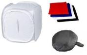"Ardinbir 24"" 60cm Photography Photo Studio Round Portable White Light Tent Box"
