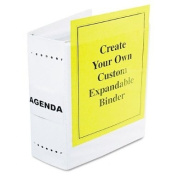 VariCap6 Expandable 1- 6 Post Binder for 11x8-1/2 Sheets