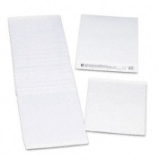 C-Line - Shop Ticket Holders with Self-Adhesive Back, Letter, 50/box