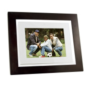 Pandigital Pantouch PAN8000DWPCF1 20cm Touchscreen LCD Digital Picture Frame with 1 GB Internal Memory