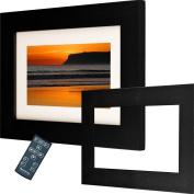 Pandigital Panimage PI7002AW 18cm Analogue Digital Picture Frame
