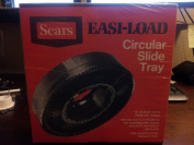 Sears Easi-Load Circular Slide Tray - Fits 100 Slides