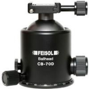 Feisol CB-70D Ball Head with Release Plate QP-144750