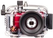 Ikelite Nikon Coolpix L26 Camera & Underwater Housing Package
