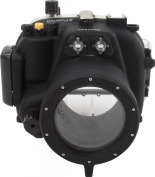 Polaroid SLR Dive Rated Waterproof Underwater Housing Case For The Canon T3I, T4I with a 18-55mm Lens