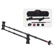 CowboyStudio Portable DSLR Mini Jib Crane Video Camera Jib Video Jib Arm Extension 1.2m, MJ-906 JIB