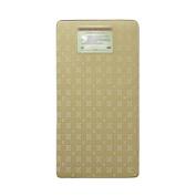Natural Organic Cotton 1 with Ecru Jacquard Cover Matress