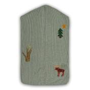 Moose Cotton Nappy Stacker