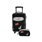 O3 Kids Space Luggage and Toiletry Bag Set