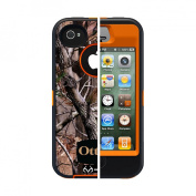 Otterbox Defender Cell Phone Case for iPhone4/4S - Orange