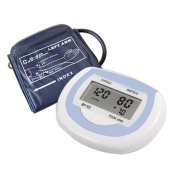 Blood Pressure Monitor with Compact