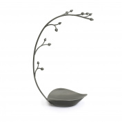Umbra Orchid Jewellery Tree, Gun Metal