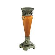 Goldie Ceramic Candlestick
