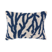Sea Reef Wool Pillow