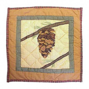 Pinecone Toss Pillow