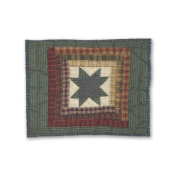 Cottage Star Cotton Crib Toss Pillow