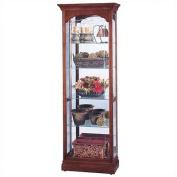 Portland Curio Cabinet