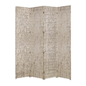 Four Panel Sterling Screen