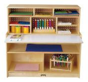 Mini 90cm W Script-n-Skills Station Children's Desk