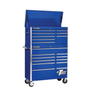 100cm Combo Tool Chest and Roller Cabinet in Blue