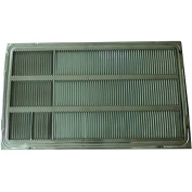 Fits Fits Fits Fits Fits Fits Fits LG Stamped Aluminium Rear Grille for 70cm Wall Sleeve AXRGALA01