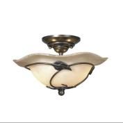 Vine Two Light Ceiling Fan Light Kit
