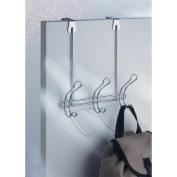Classico Over the Door Rack with 3 Double Hooks
