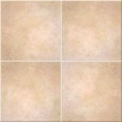 DuraCeramic 40cm x 40cm Earthpath Vinyl Tile in Sunny Clay