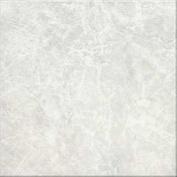 DuraCeramic 40cm x 40cm Pacific Marble Vinyl Tile in Pure White