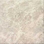 DuraCeramic 40cm x 40cm Pacific Marble Vinyl Tile in Light Greige