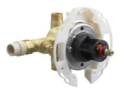 Rite -Temp Valve with Stops and Cpvc Inlets - Project Pack