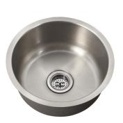 Single Bowl 41cm x 41cm Bar Sink