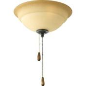 Torino Two Light Bowl Ceiling Fan Light Kit